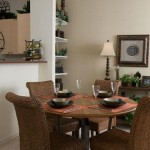 Post Uptown Village Apartment Dining Room