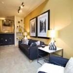 Post Uptown Village Apartment Family Room