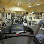 Post Uptown Village Apartment Fitness Center