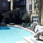 Post Uptown Village Apartment Pool