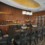The Ashton Apartment Dining Room