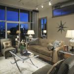 The Ashton Apartment Family Room