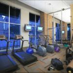 The Ashton Apartment Fitness Center