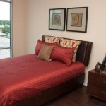 The Heights At Park Lane Flats Apartment Bed Room