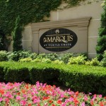 The Marquis at Turtle Creek Apartment Entrance