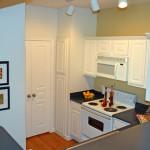The Milo Apartment Kitchen
