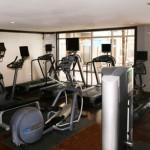 The Phoenix Midtown Apartment Fitness Center