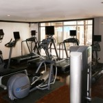 The Phoenix Midtown Apartment Fitness Center