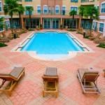 The Phoenix Midtown Apartment Pool Area