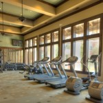 The Standard Apartment Fitness Center