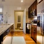 The Standard Apartment Model Kitchen