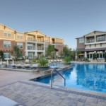 The Standard Apartment Pool Area