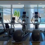 Third Rail Lofts Apartment Fitness Center