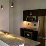 Third Rail Lofts Apartment Kitchen