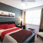 Vue Live Oak Apartment Bed Room