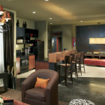 Vue Live Oak Apartment Living Room