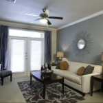 White Rock Lake Apartment Living Area