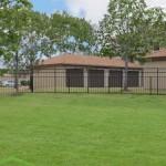 White Rock Lake Apartment Property Ground
