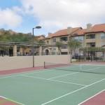 White Rock Lake Apartment Tennis Court