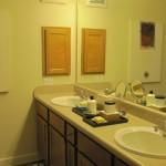Zang Triangle Apartment Bathroom