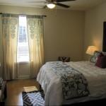 Zang Triangle Apartment Bedroom