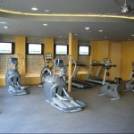 Zang Triangle Apartment Fitness Center