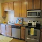 Zang Triangle Apartment Kitchen.
